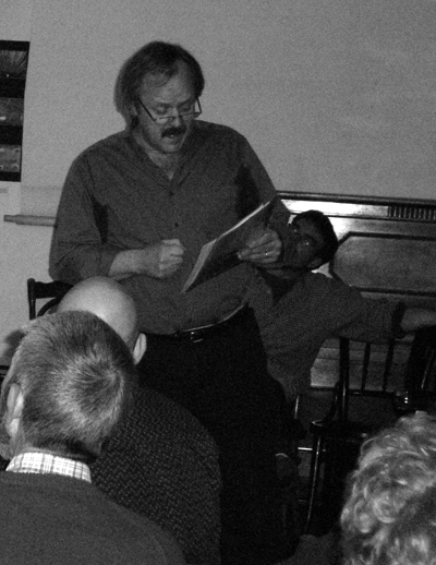 David A Hill reads us a tale of adultery